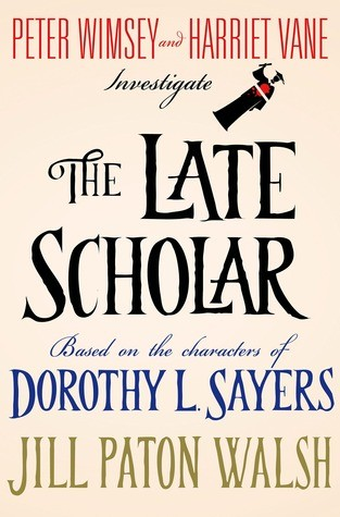 REVIEW: The Late Scholar, by Jill Paton Walsh