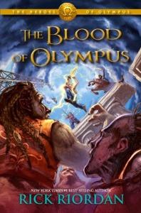Rick Riordan_Heroes of Olympus #5_Blood of Olympus