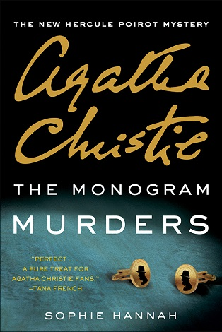 The Monogram Murders (Sophie Hannah)