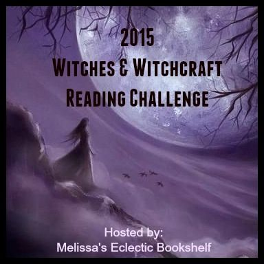 2015 Witches & Witchcraft Reading Challenge