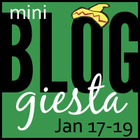 Mini Bloggiesta starts tomorrow!