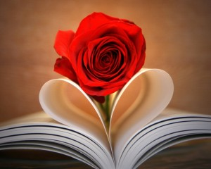 rose-book-heart