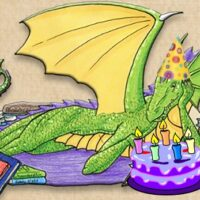 The Bookwyrm Turns Six!
