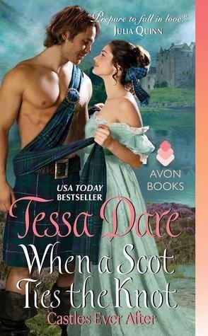 When a Scot Ties the Knot (Tessa Dare)