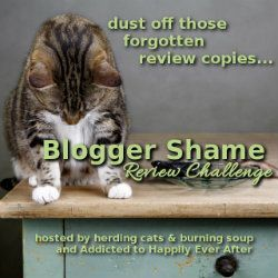 Blogger Shame Review Challenge 2016