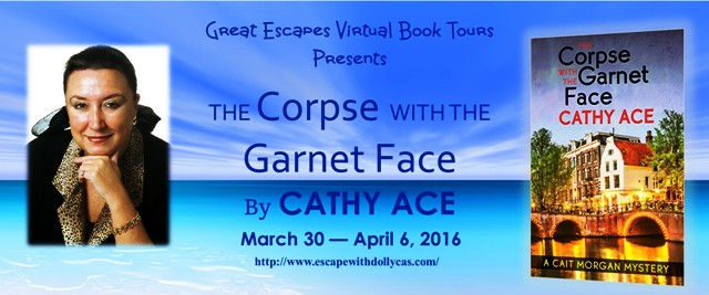 TOUR: The Corpse with the Garnet Face — REVIEW & GIVEAWAY