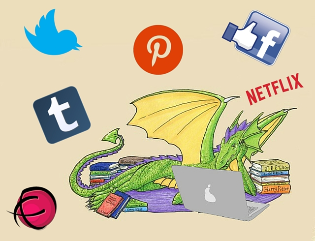 Bookwyrm on the internet
