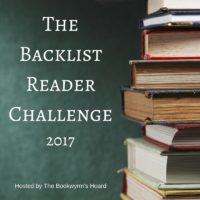 Wrapping Up The Backlist Reader Challenge 2017