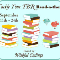 Tackle Your TBR Read-a-thon: My sign-up post and goals