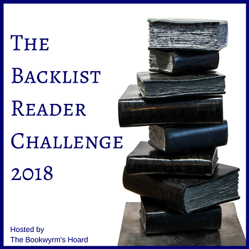 The Backlist Reader Challenge 2018