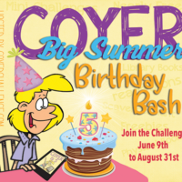 COYER Summer Birthday Bash – My Goals
