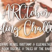 ARCtober 2018 Reading Challenge Goals