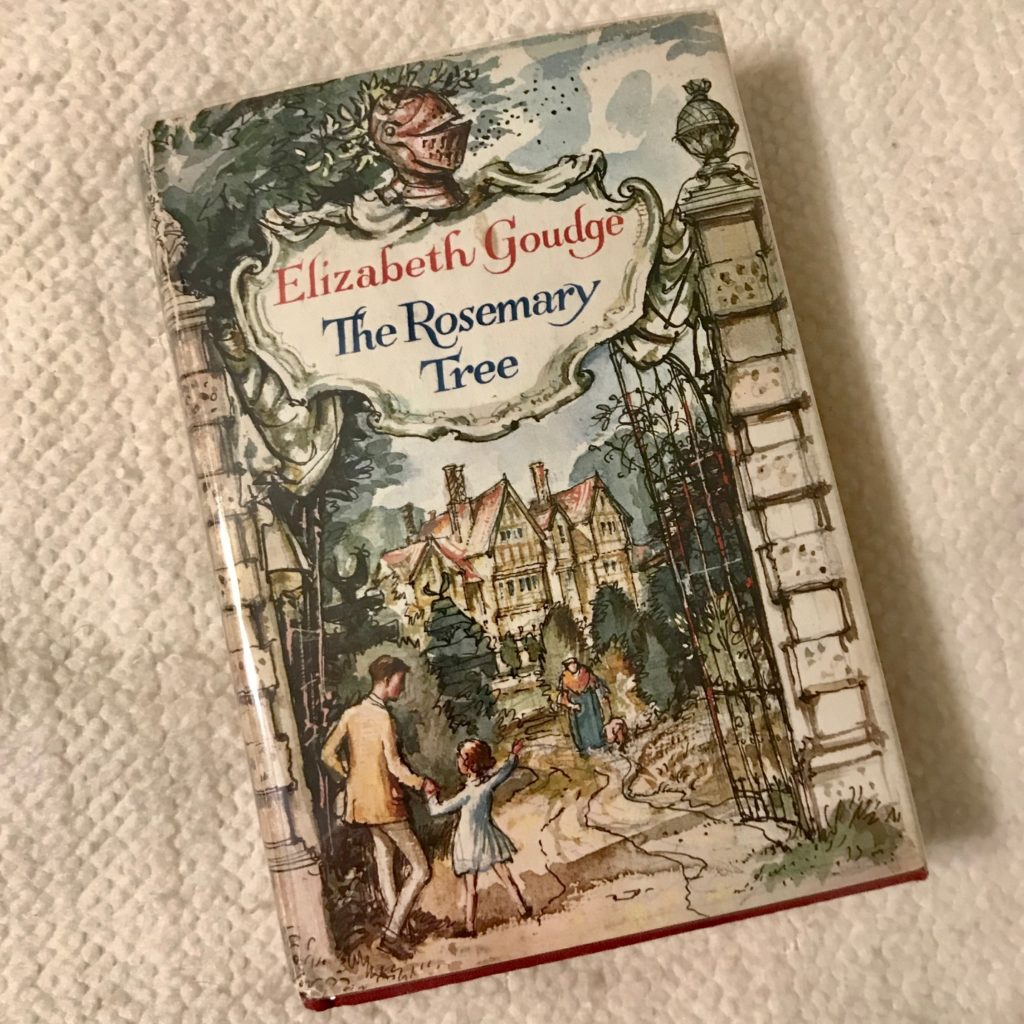 The Rosemary Tree</i> by Elizabeth Goudge. First edition.